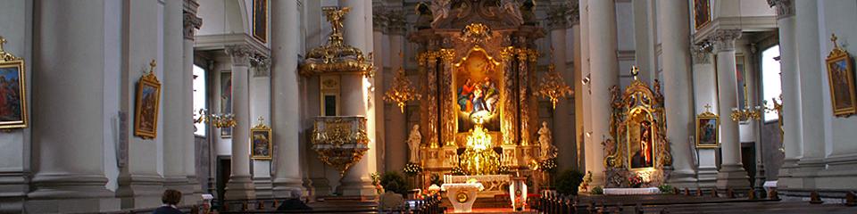 Župnija Sveta Trojica v Ljubljani